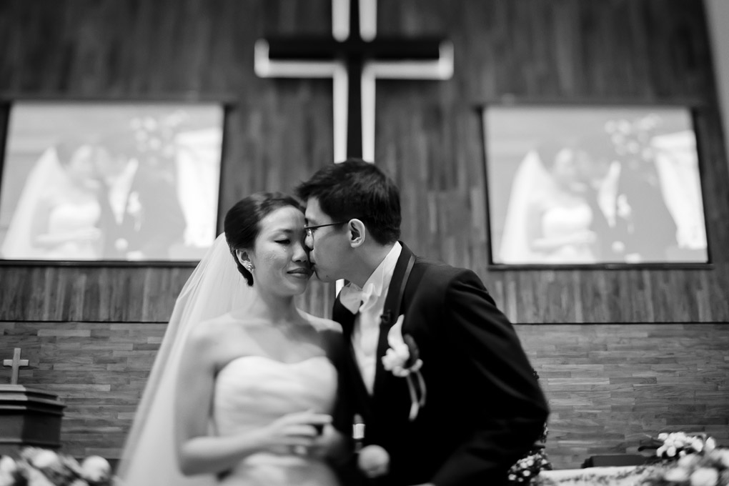 Wedding of Chern Yang and Esther