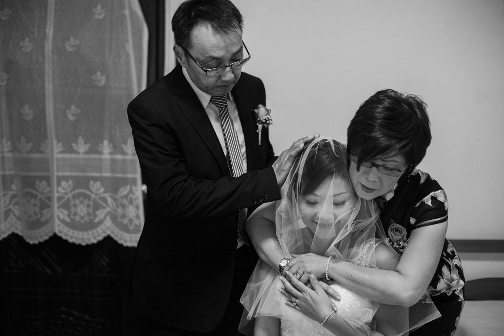 Wedding Day - Glenn and Christy