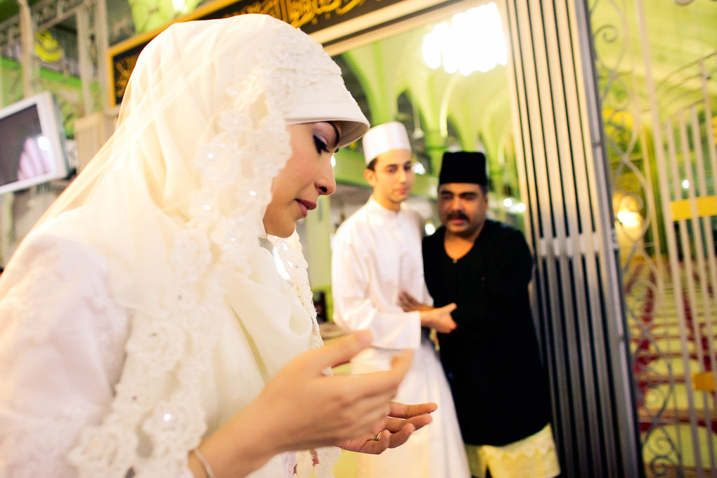 Wedding Day - Amin and Naajia