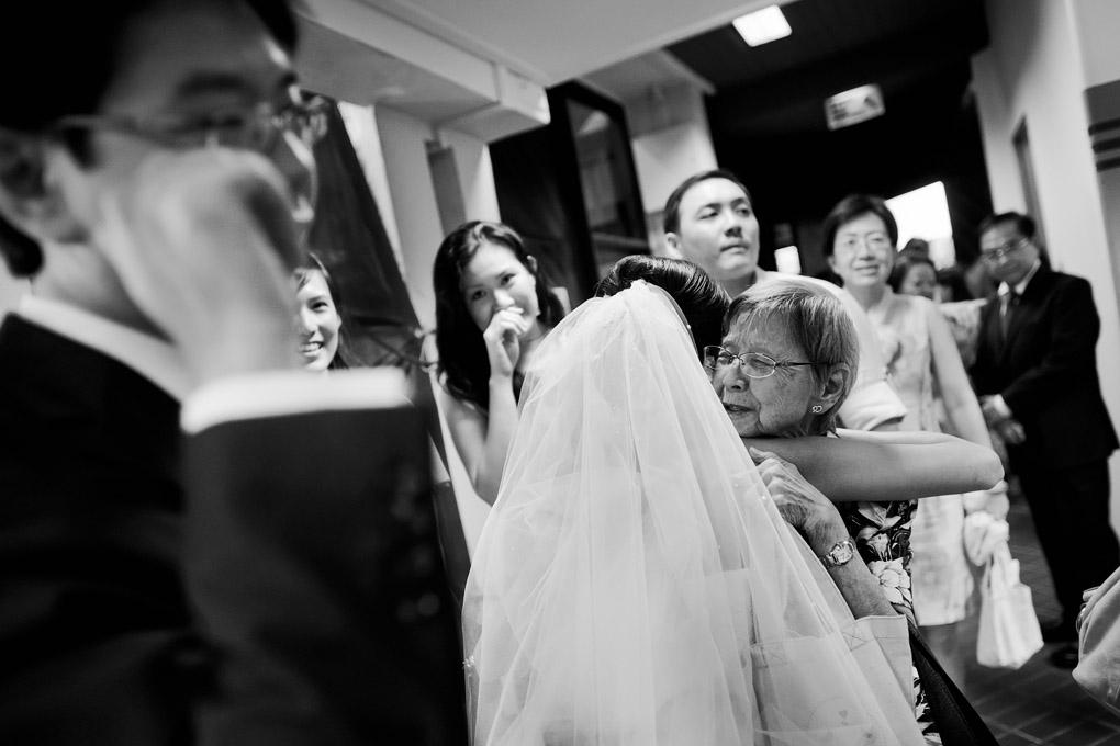 Wedding of Daniel and Melissa