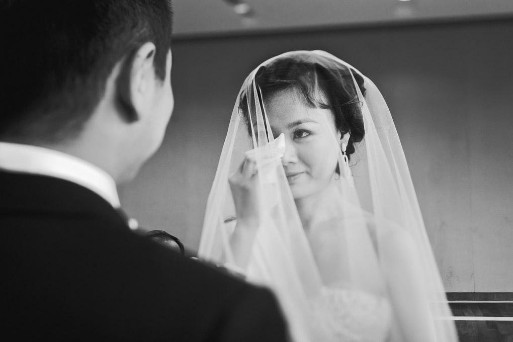 Wedding of Alvin and Pauline