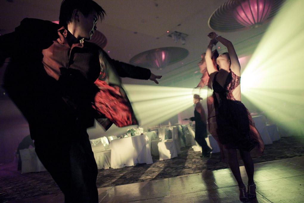 Wedding Day - John and Yuexian