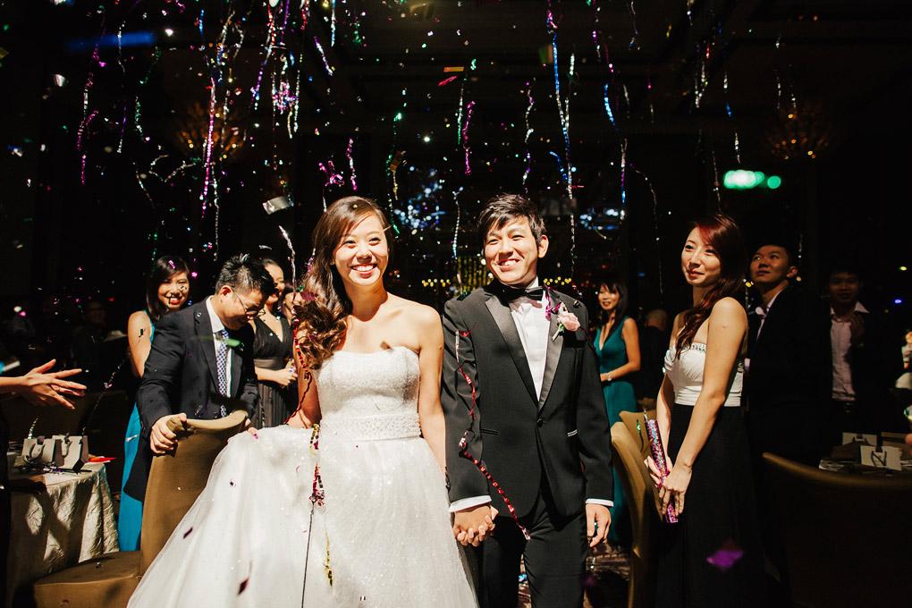Wedding of Boaz and Sue Ann