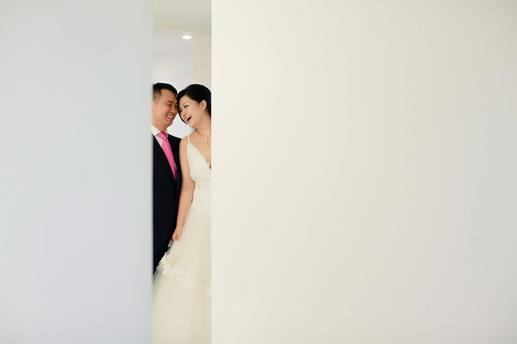 Wedding of Philip and Hwee Ping