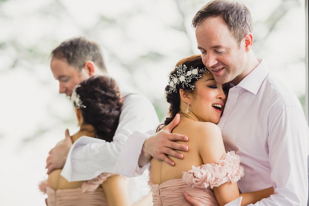 Wedding Day - Garreth and Cindy