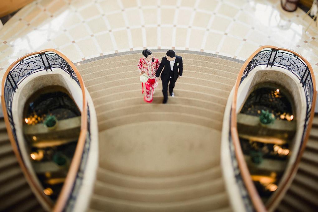 Wedding of Kay Yong and Yuet Chia