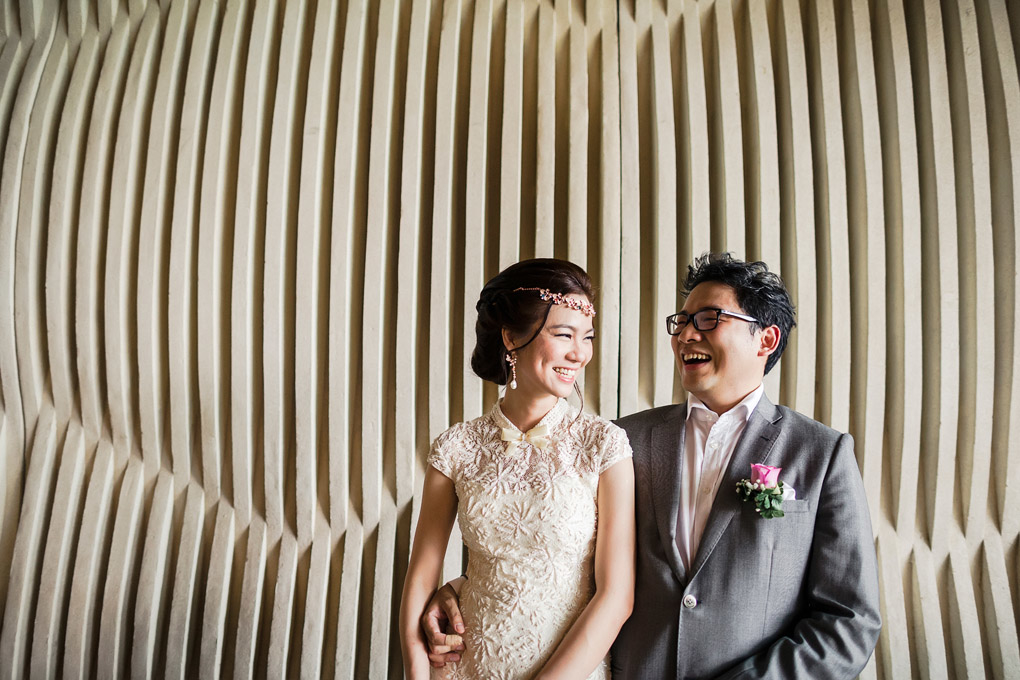 Wedding Day - Ju Wei and Yan Xiang