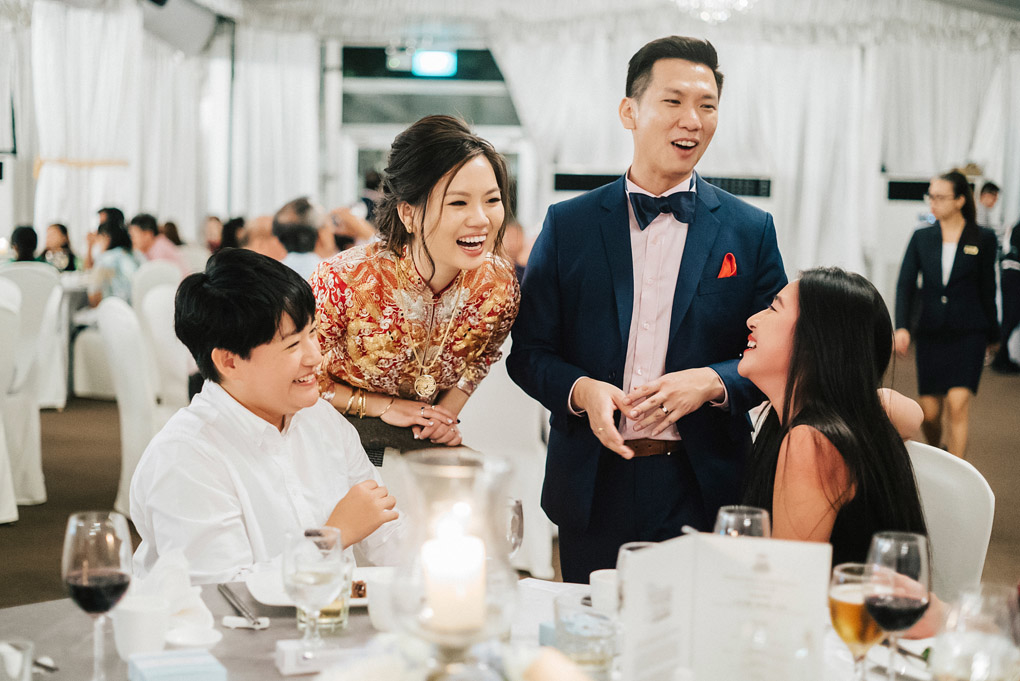 Wedding of Robin and Li Yue